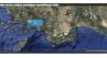 Mesure de la distance parcourue aux Antilles