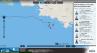 Suivi cartographique sur le tour de France à la Voile 2012