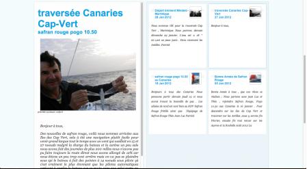 Billet de blog Safran Rouge : Poisson volant